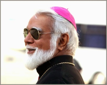 Archbishop Joseph Coutts of Karachi (in 2014 Synod - Rome)